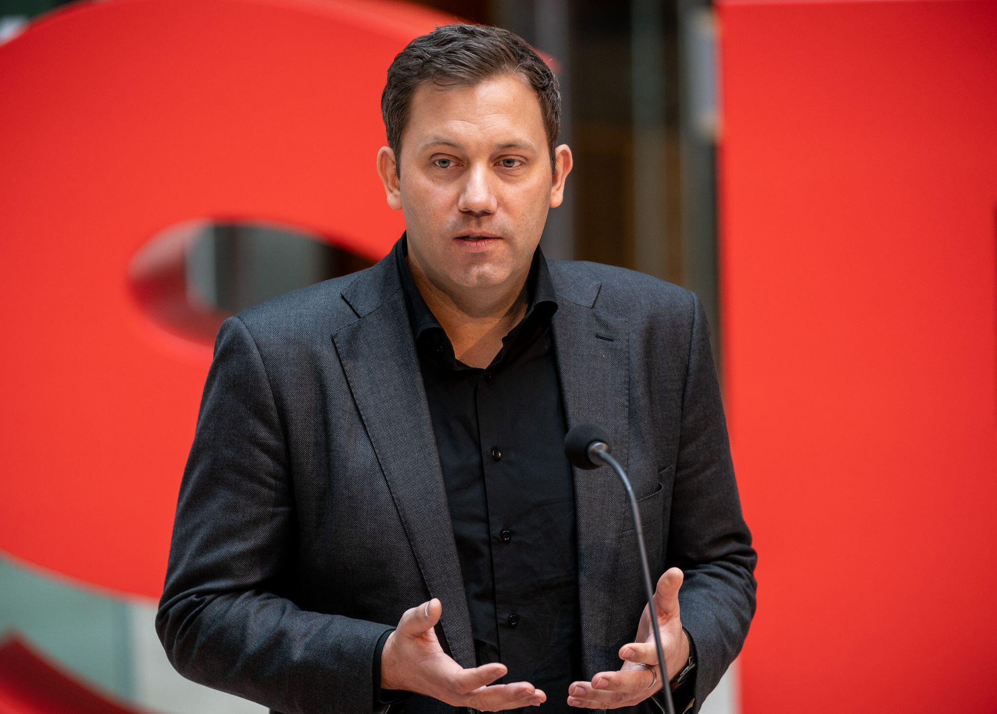 Bild zu SPD-Generalsekretär Lars Klingbeil