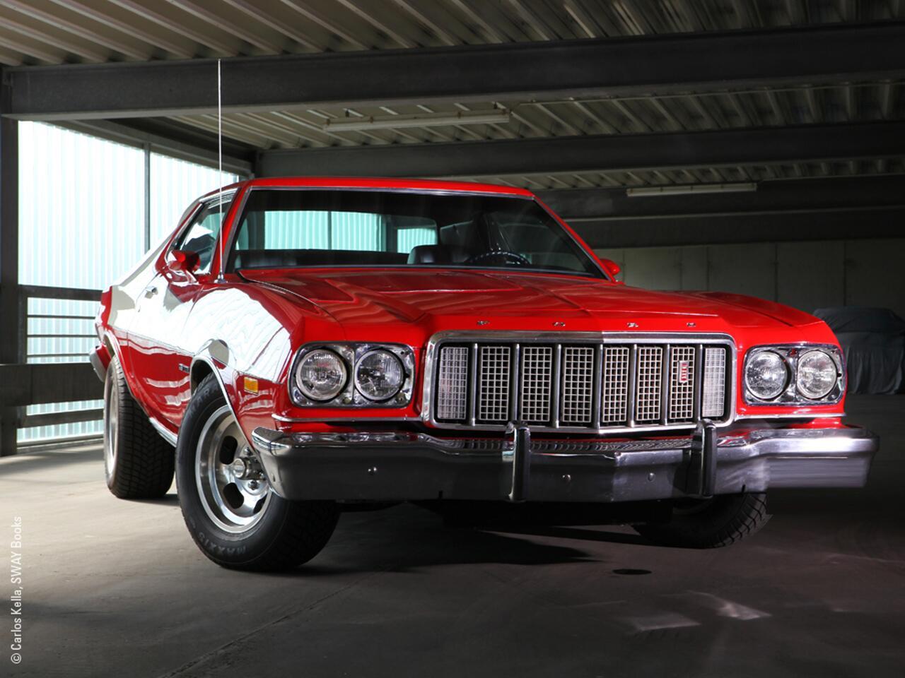Bild zu Neuer Bildband für US-Car-Fans: Ami-Schlitten, Muscle Cars und Pin-up-Girls