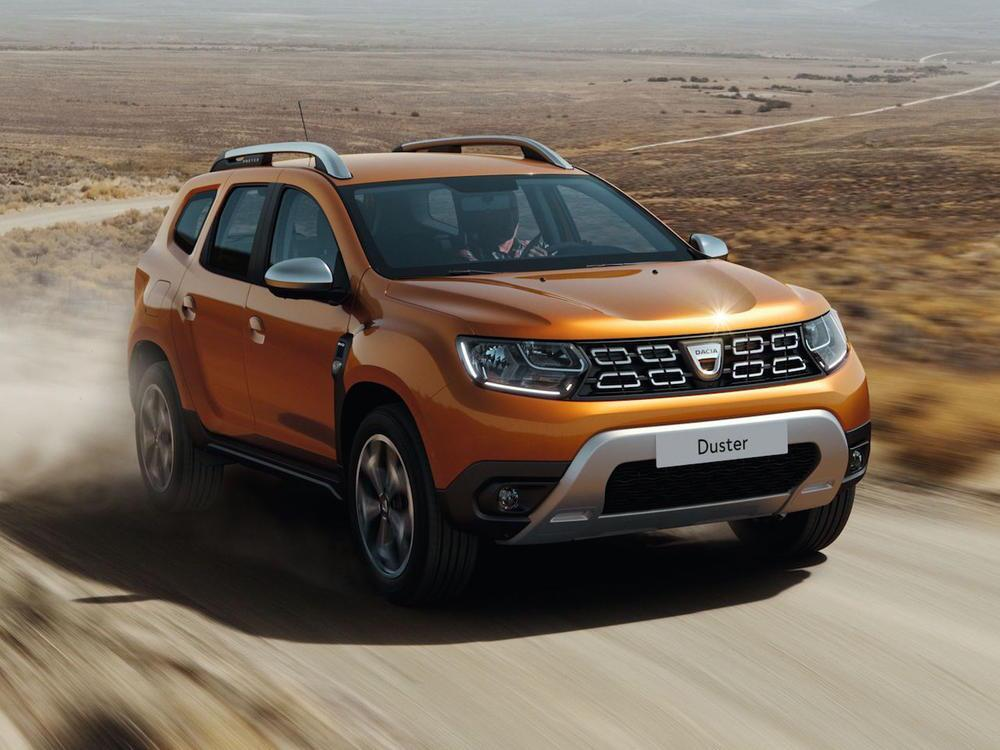 Bild zu Top: Dacia Duster