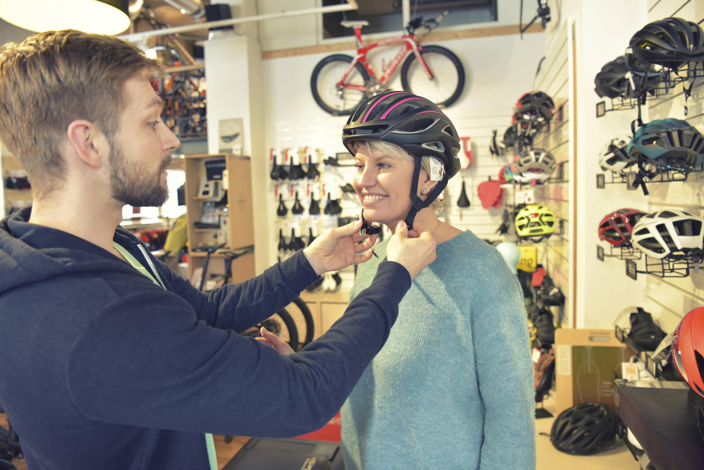 Bild zu Fahrradhelm