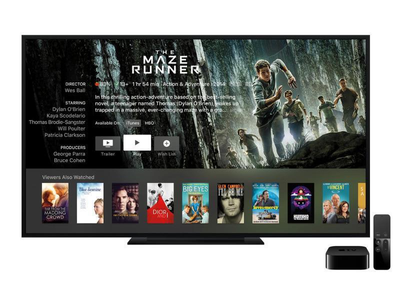 Bild zu Das neue Apple TV