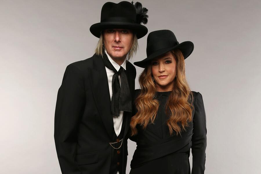 Bild zu Lisa Marie Presley und Michael Lockwood haben sich getrennt