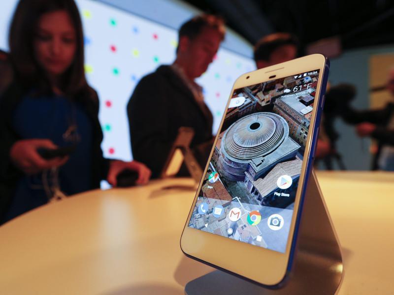 Bild zu Googles Pixel Phone