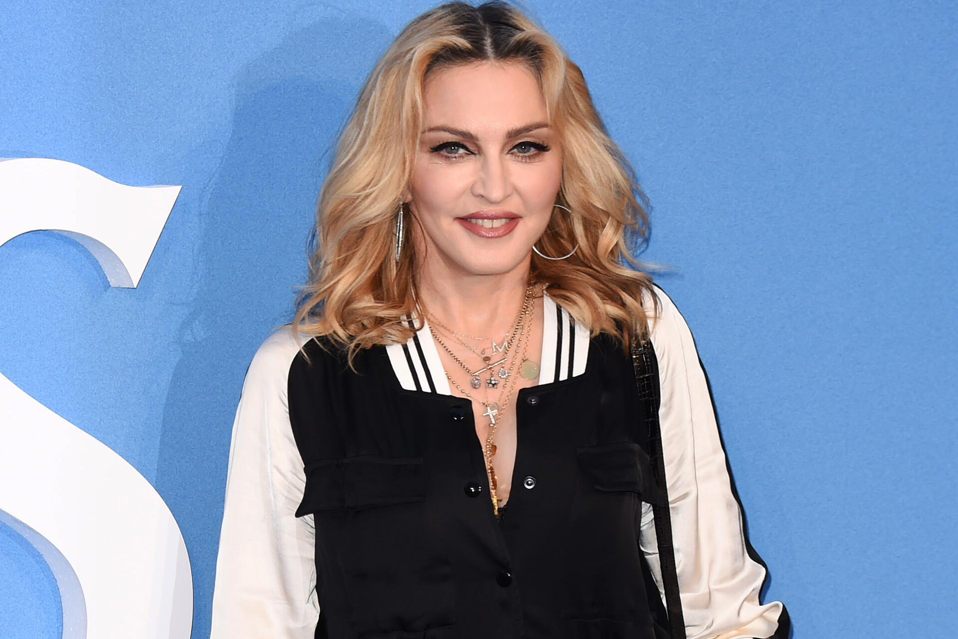 Bild zu Madonna, London