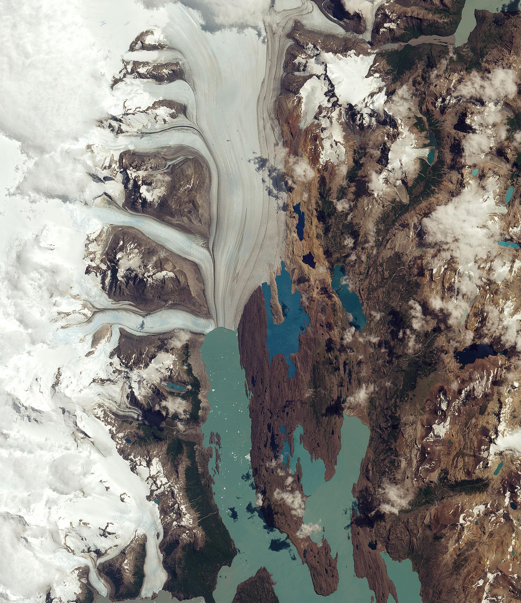 Bild zu Upsala Glacier