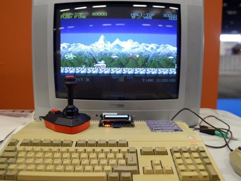 Bild zu Amiga 500