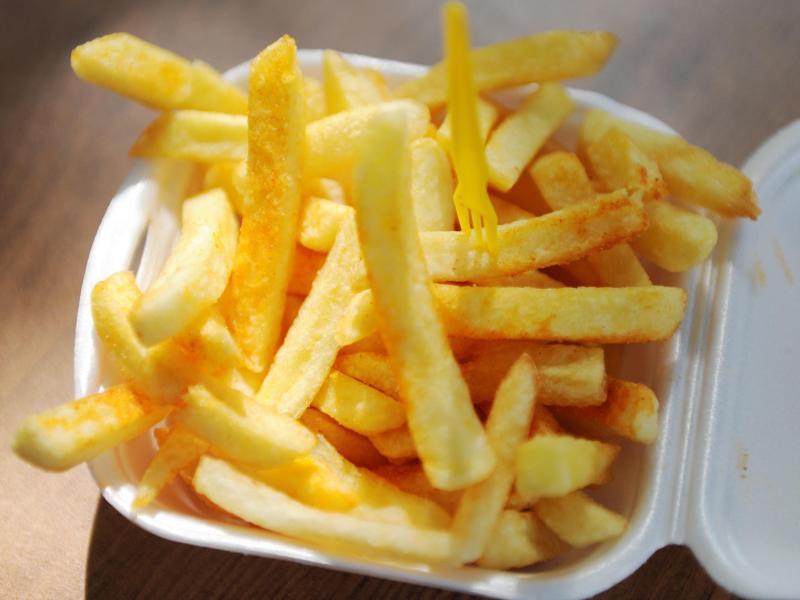 Bild zu Pommes Frites