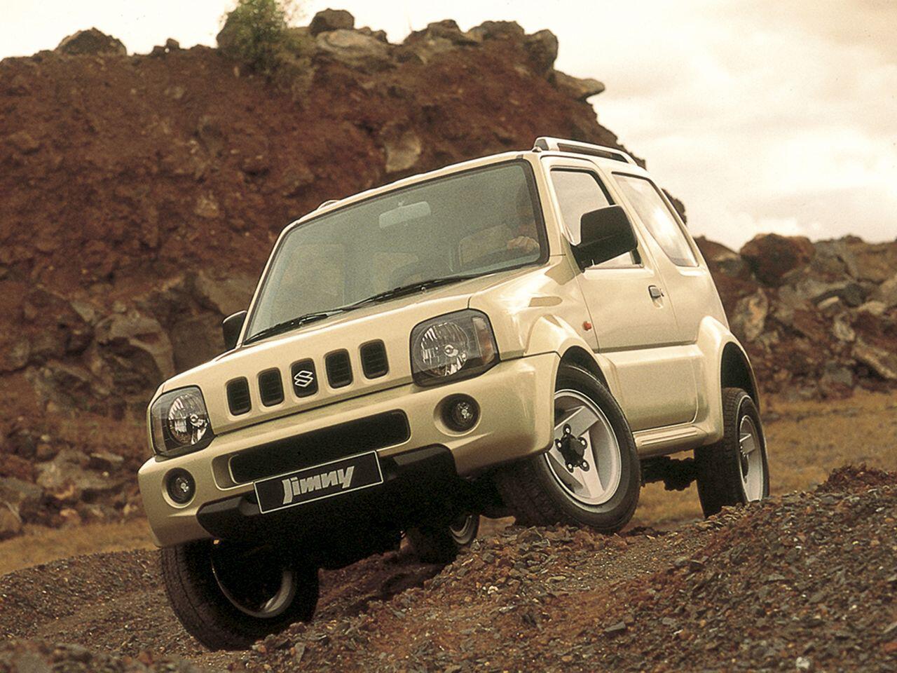Bild zu Platz 6: Suzuki Jimny
