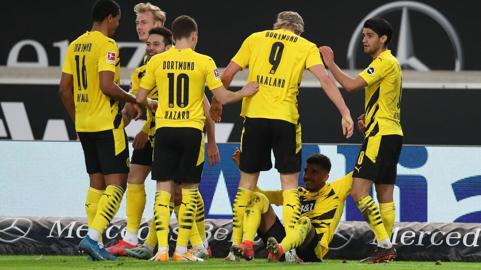 VfB Stuttgart - Borussia Dortmund