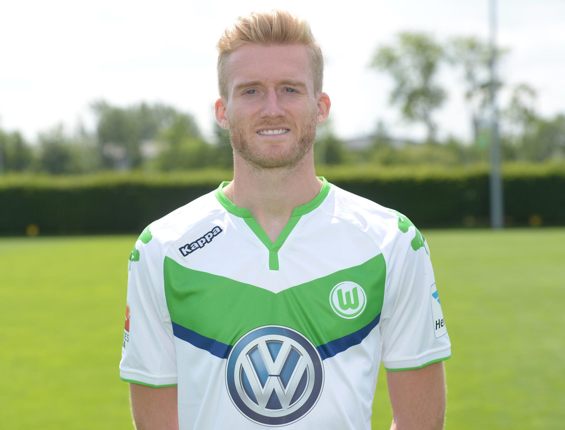 Bild zu André Schürrle, VfL Wolfsburg