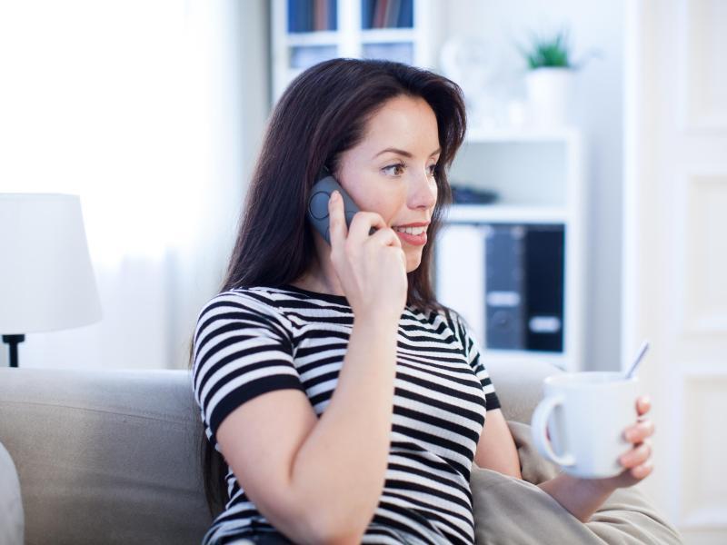 Bild zu Telefonieren übers Festnetz