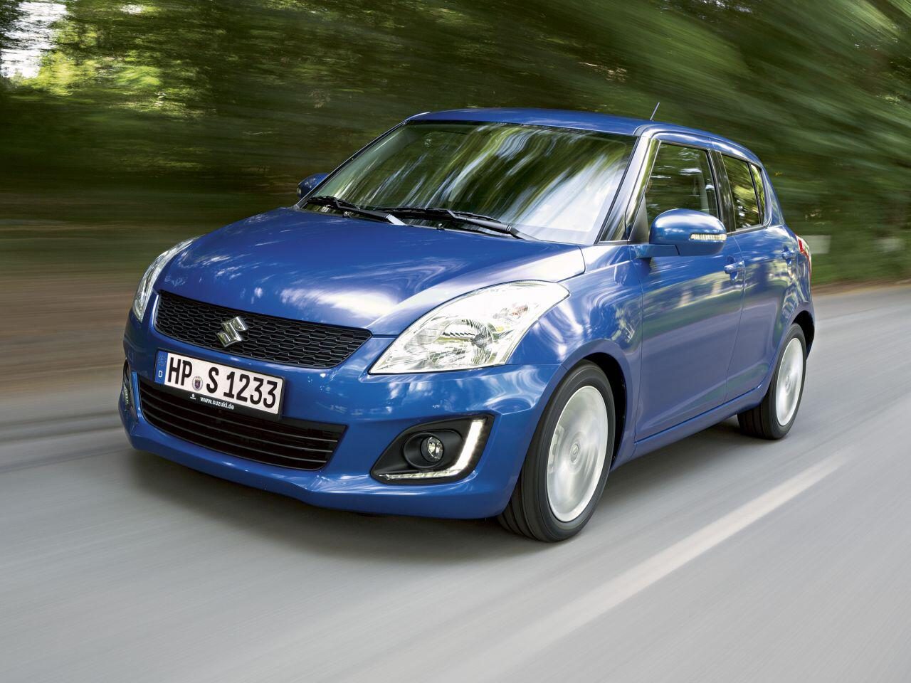 Bild zu Platz 5: Suzuki Swift