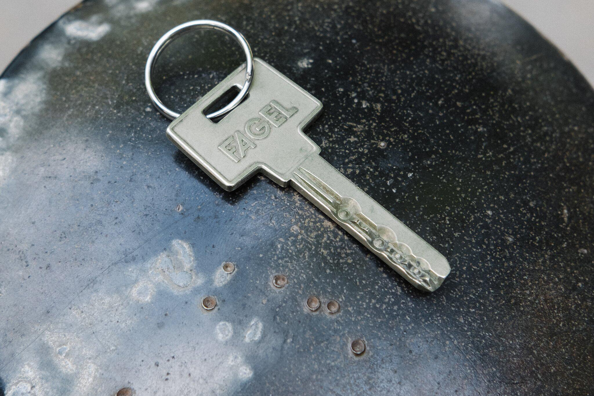 Bild zu Türschlüsseltest wegen unbekannten Jogger