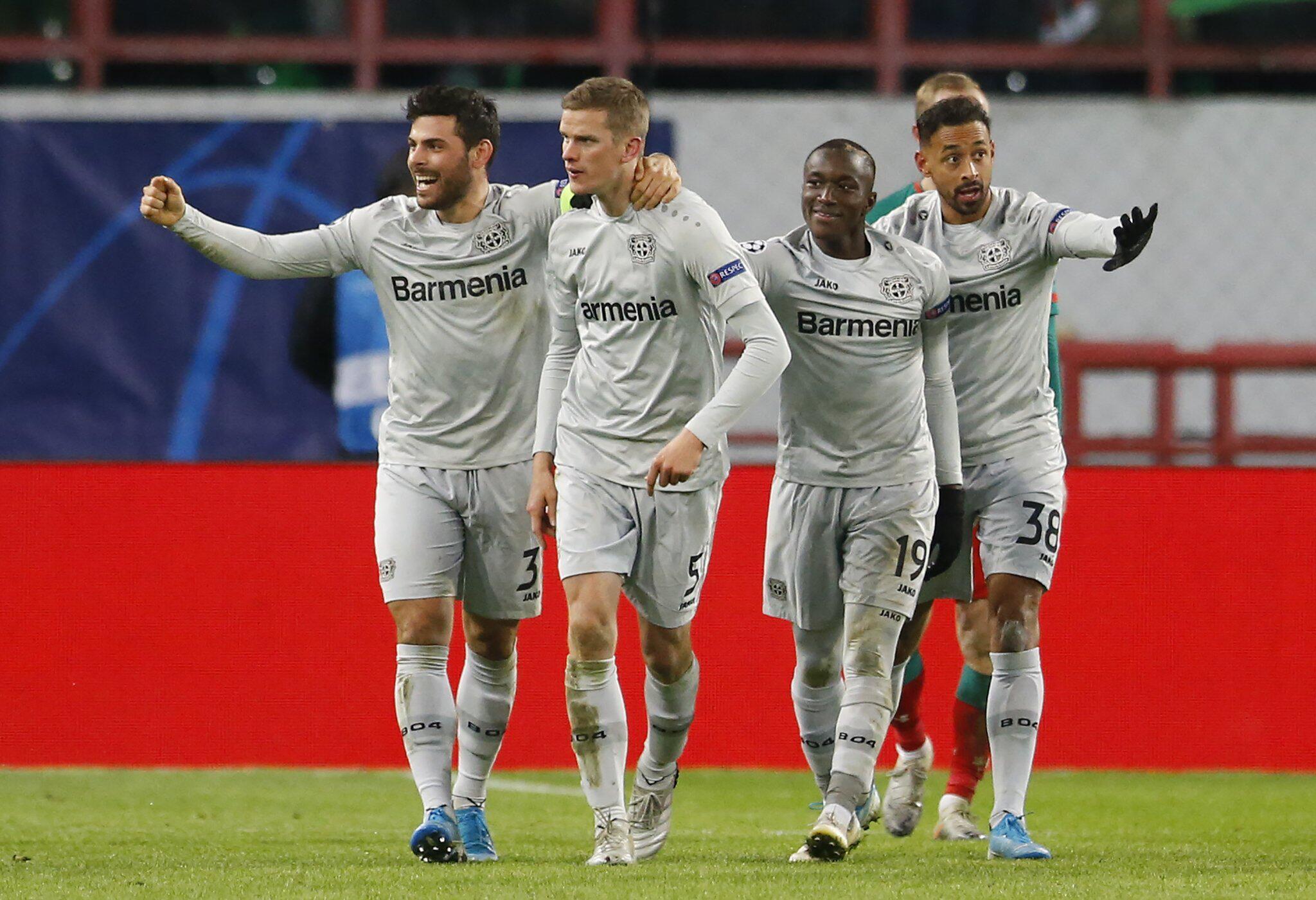 Bild zu Lokomotive Moskau - Bayer 04 Leverkusen