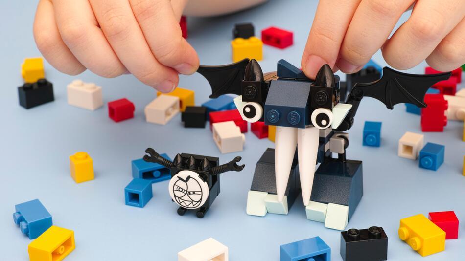 Lego, App, Anleitung, Vorschläge