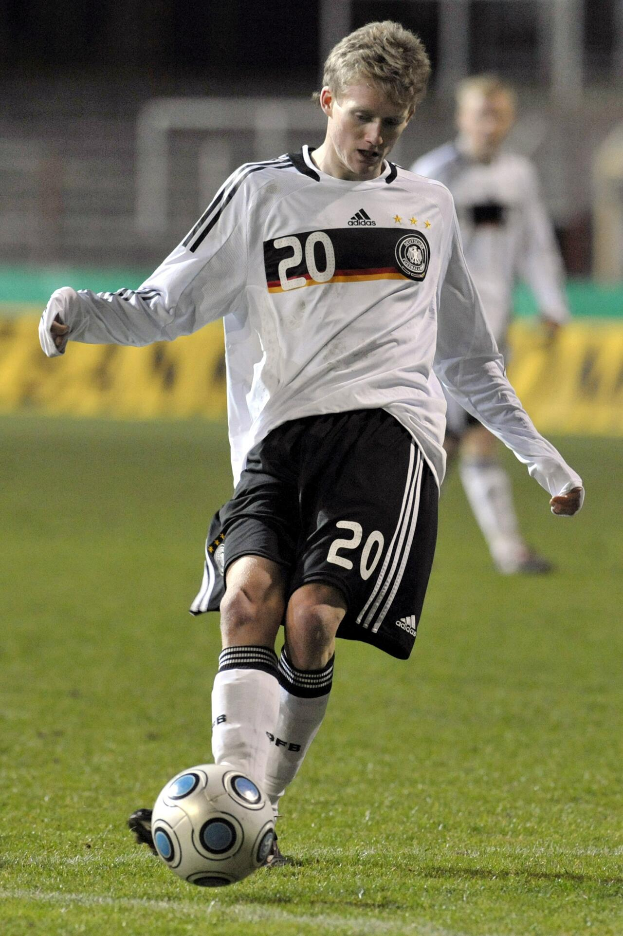 Bild zu André Schürrle, U19, Nationalmannschaft, Deutschland