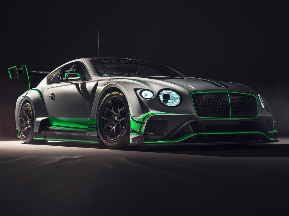 Bild zu Bentley Continental GT3