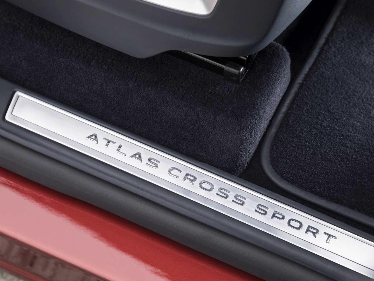 Bild zu Atlas Cross Sport Concept