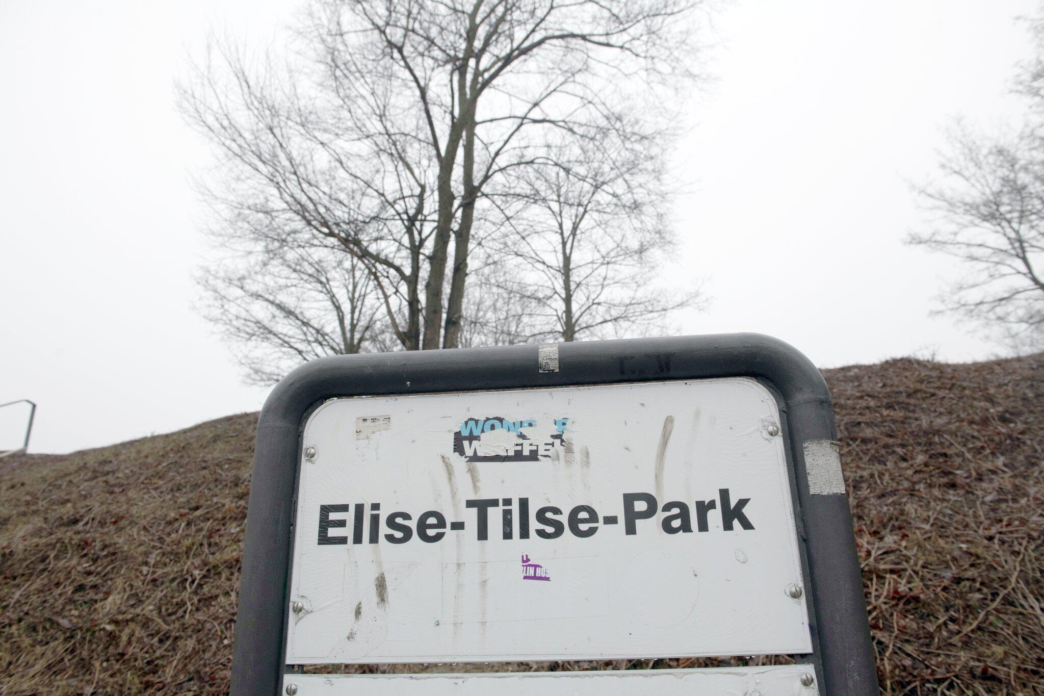 Bild zu Dead baby found in Berliner Park