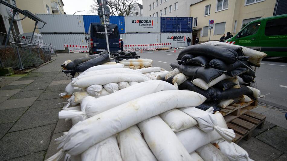 Vierfacher Bombenverdacht in Dortmund