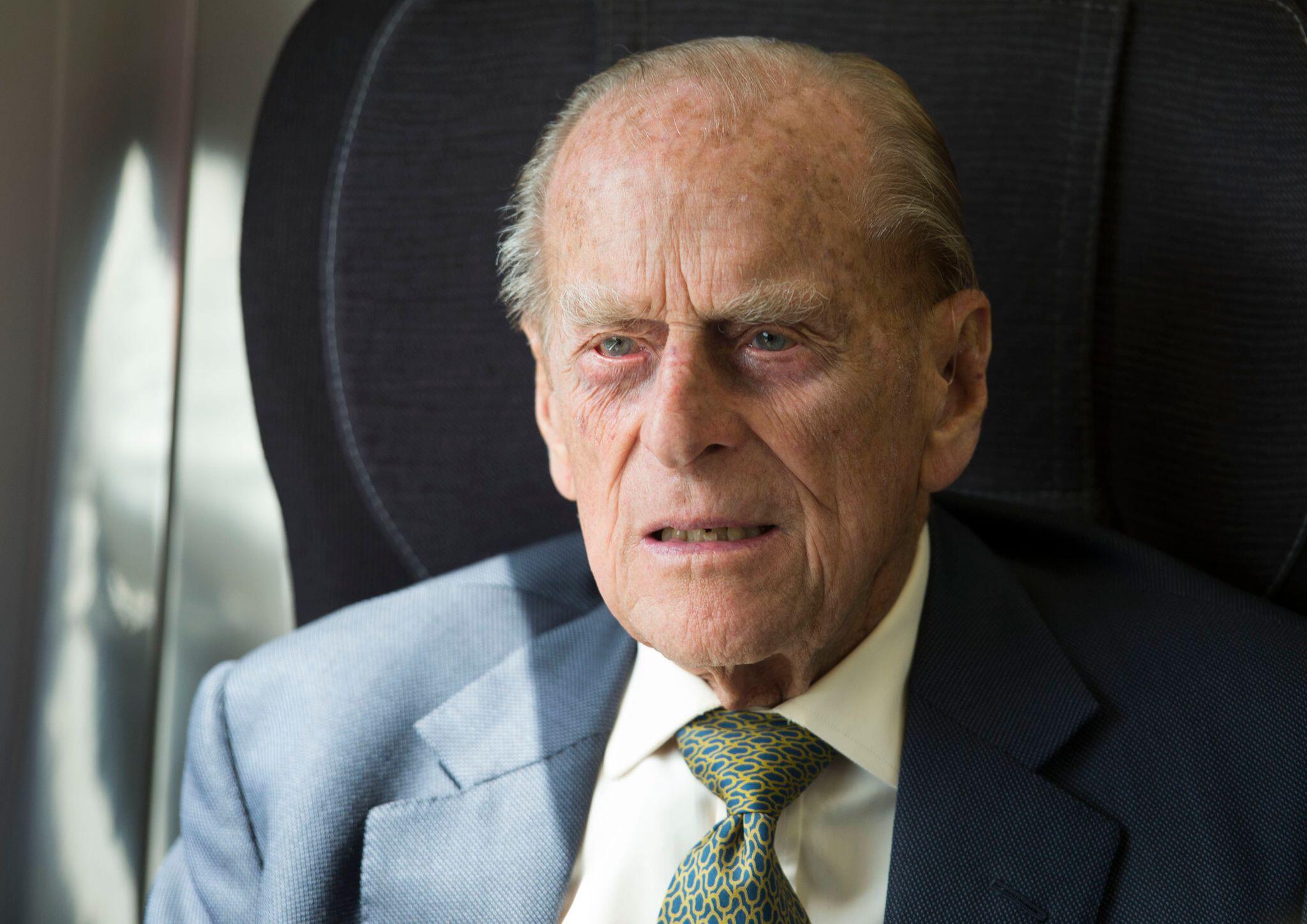 Bild zu Prinz Philip von Großbritannien