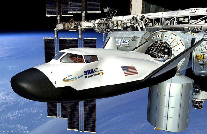 Bild zu Raumfähre Dream Chaser