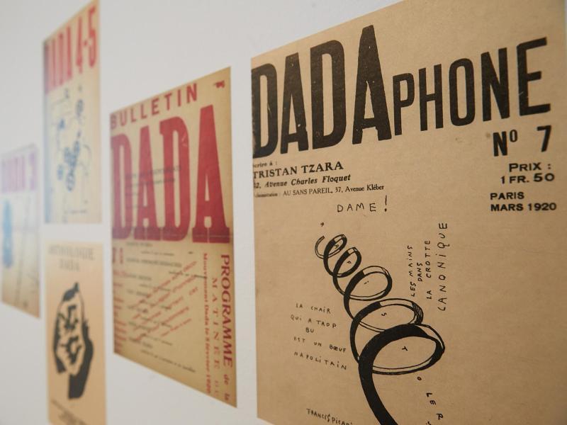 Bild zu Genese Dada