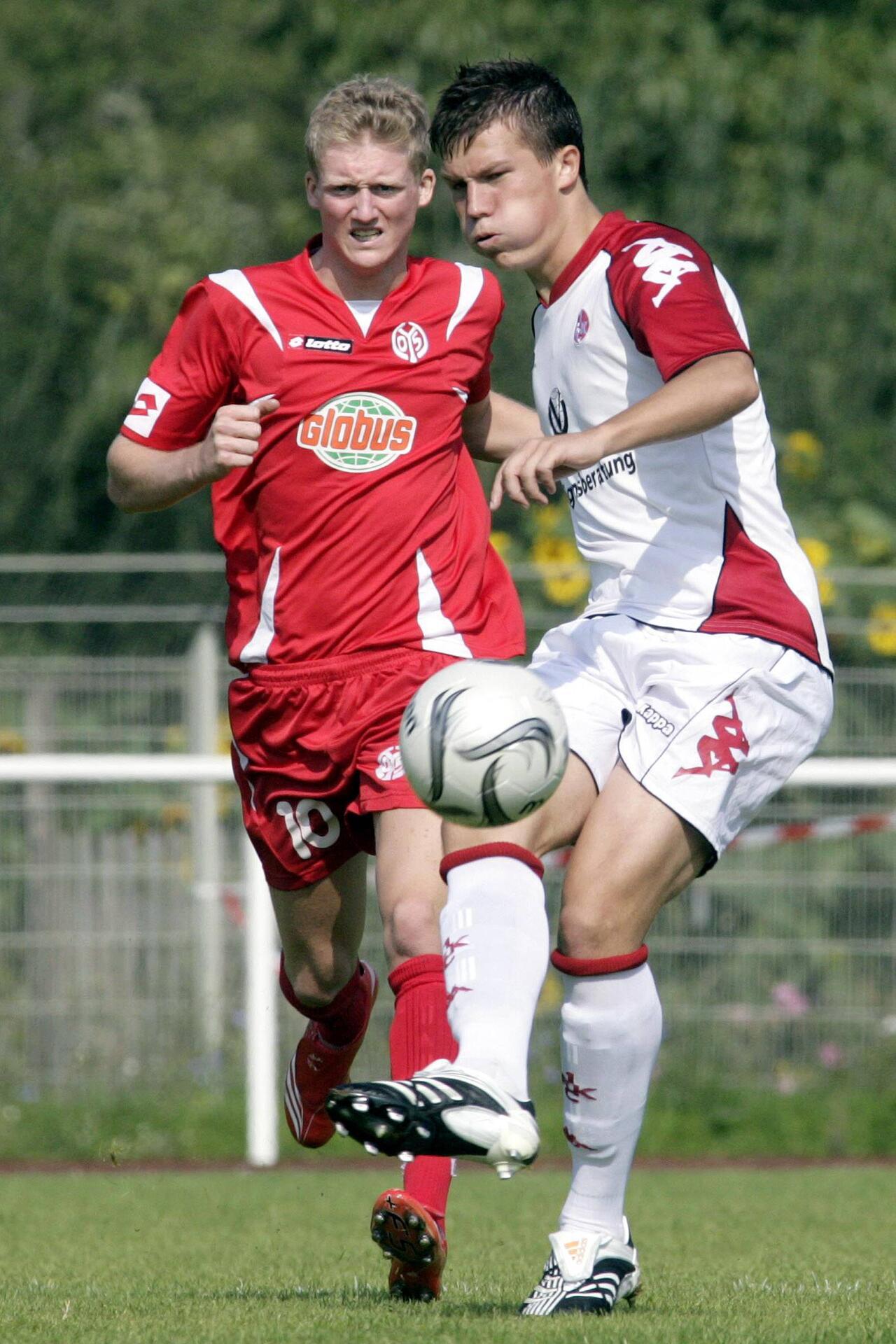Bild zu André Schürrle, FSV Mainz 05, U19, Junioren