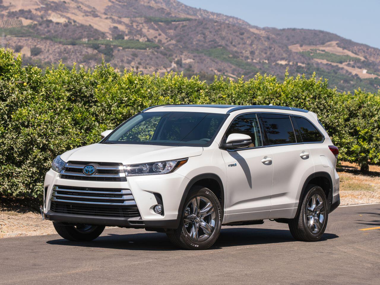 Bild zu Platz 15: Toyota Highlander