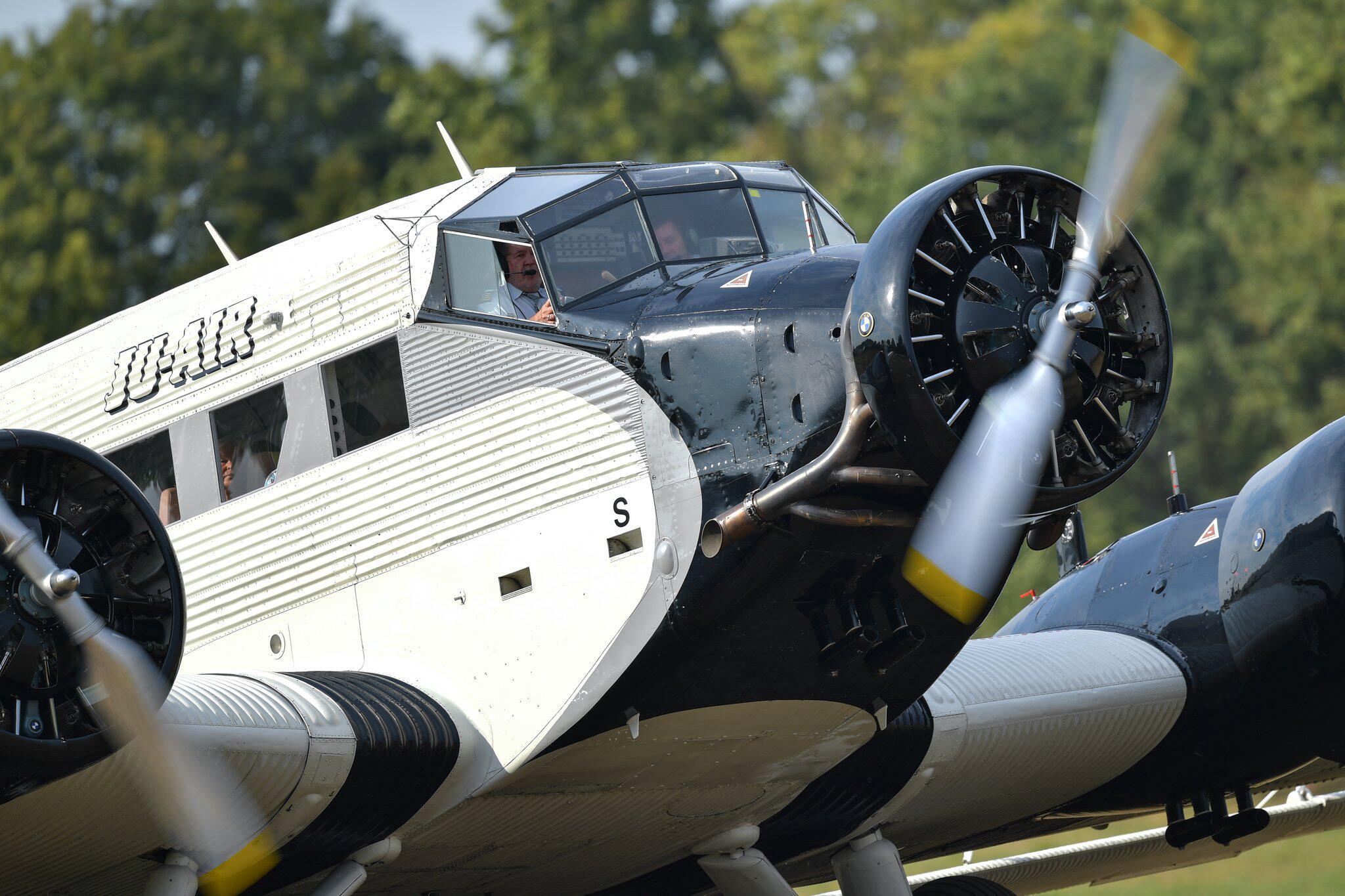 Bild zu Flugverbot für Ju-52 in der Schweiz