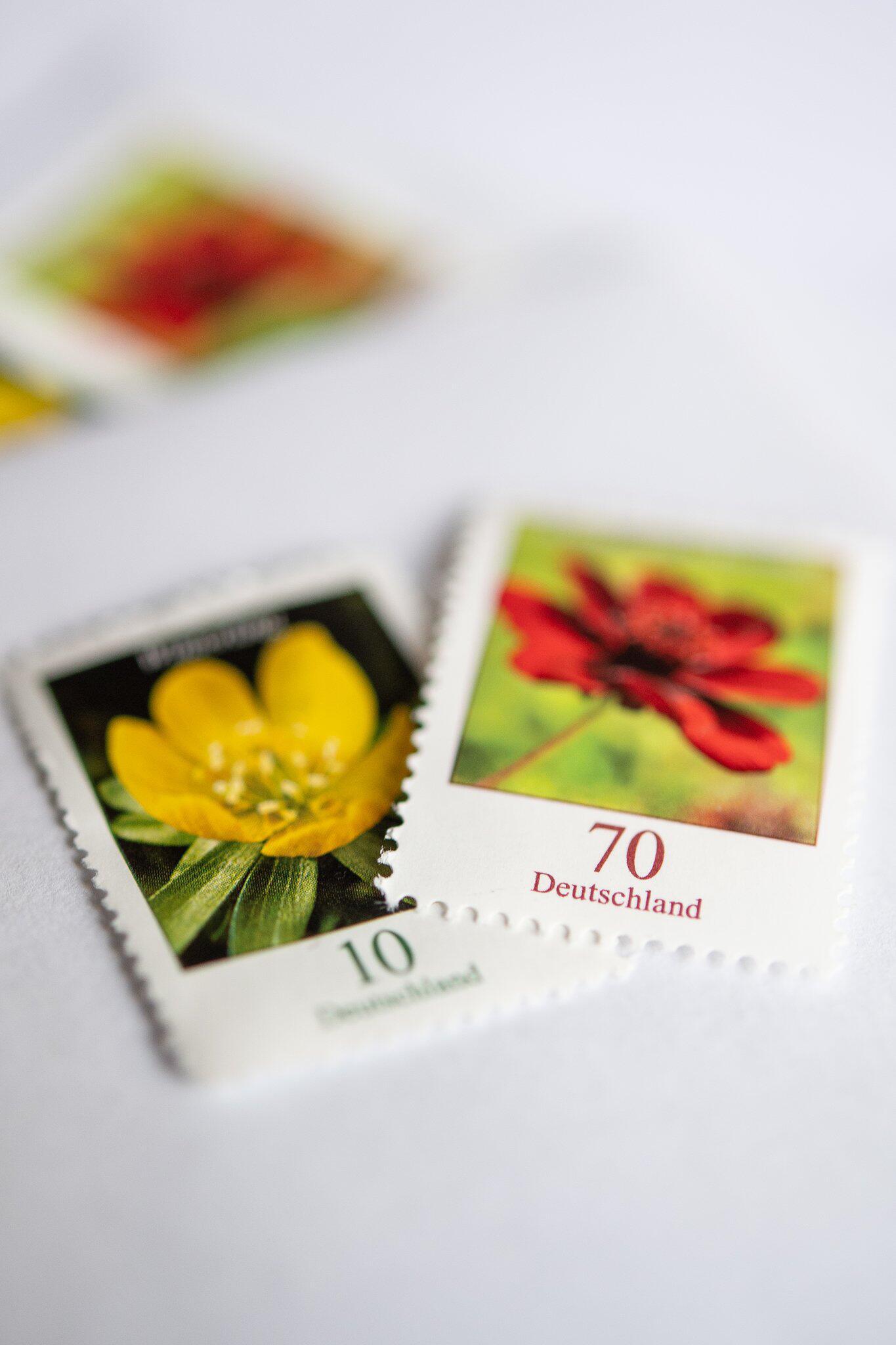 Bild zu Briefporto