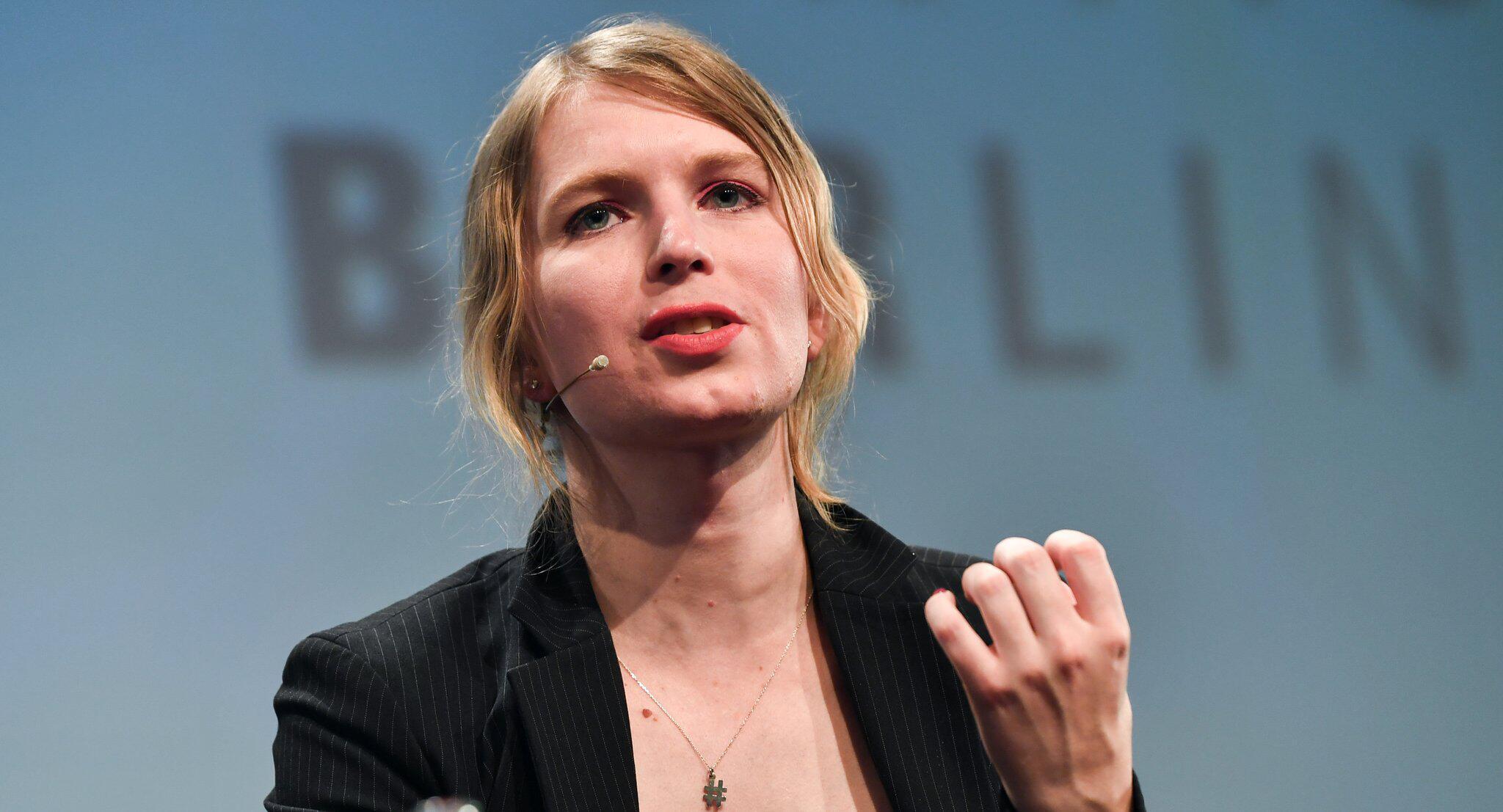 Bild zu Chelsea Manning