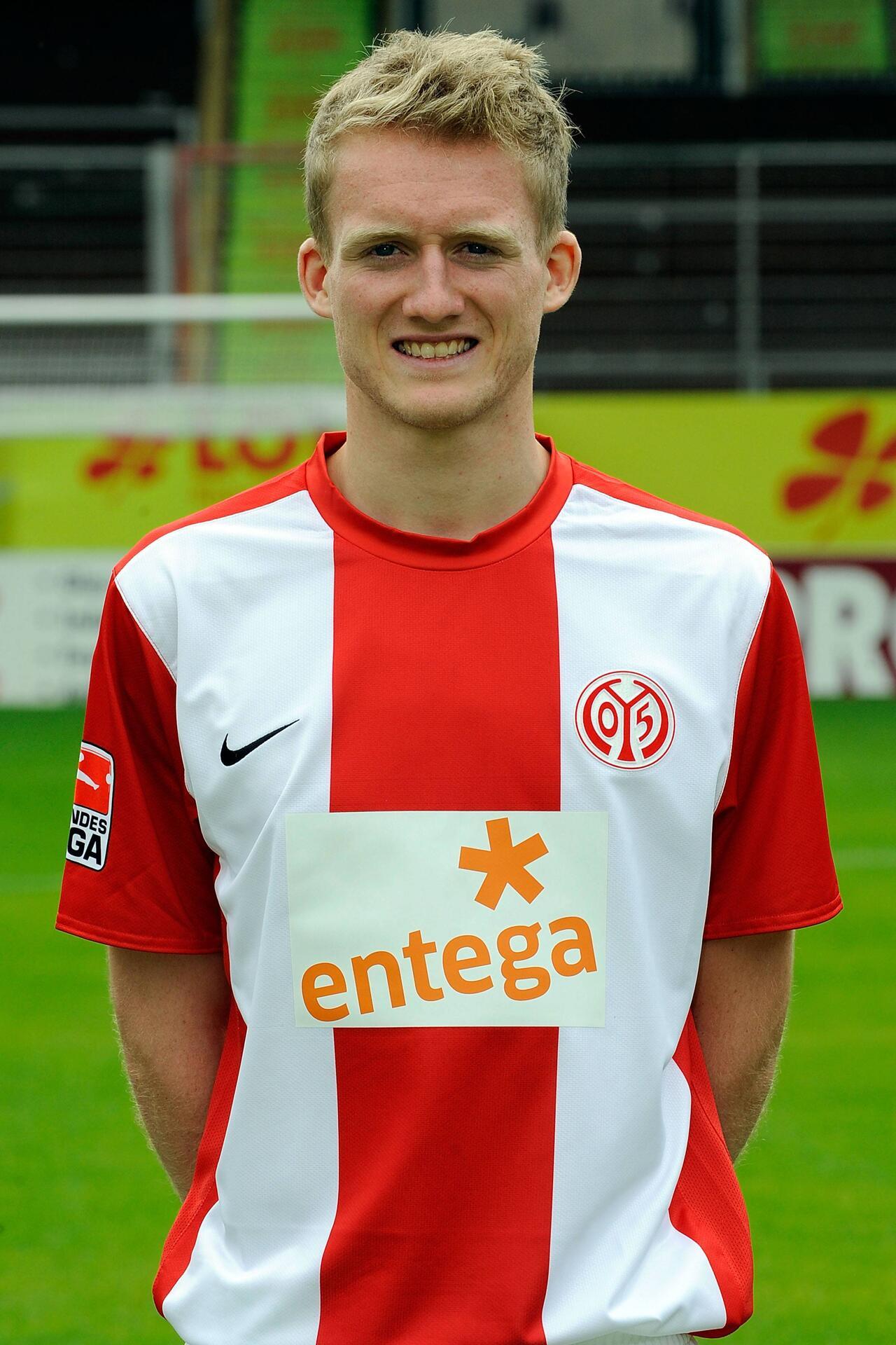 Bild zu André Schürrle, FSV Mainz 05