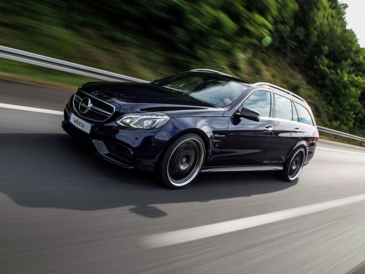 Bild zu Mercedes V 63 RS Export von Väth