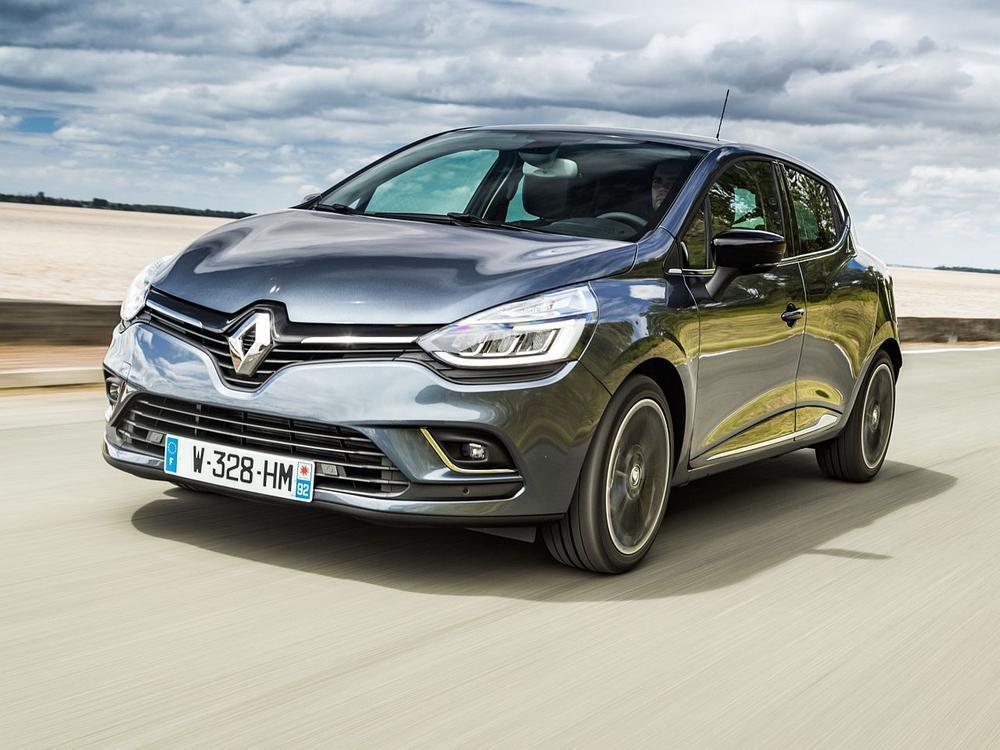 Bild zu Renault Clio Energy dCi 90
