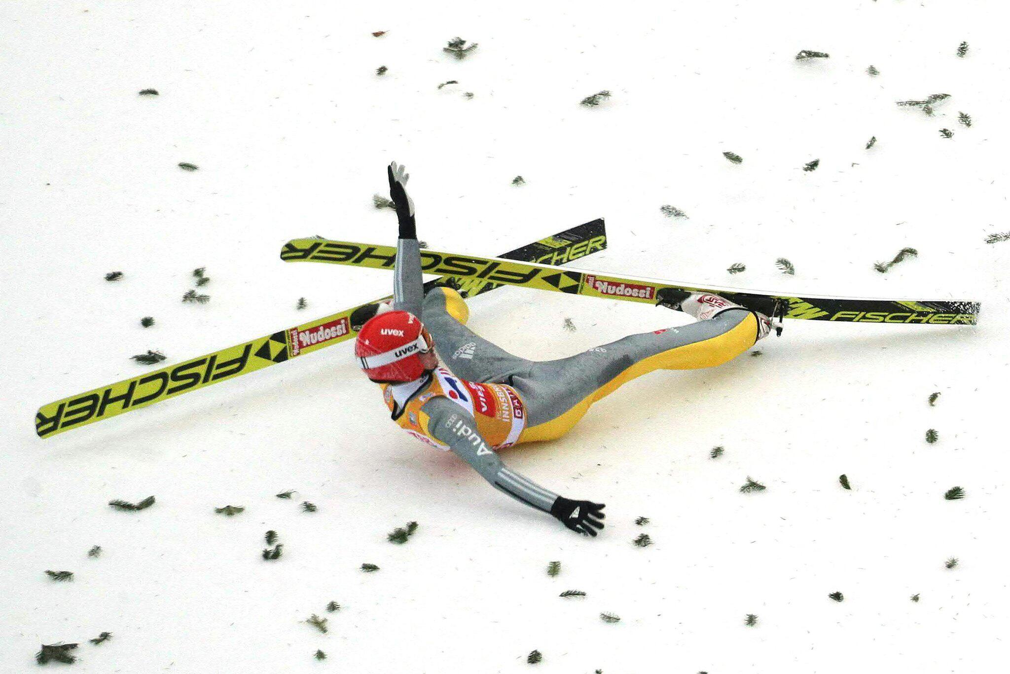 ski springen heute
