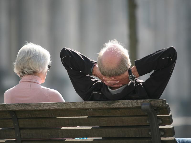 Bild zu Renten sollen steigen