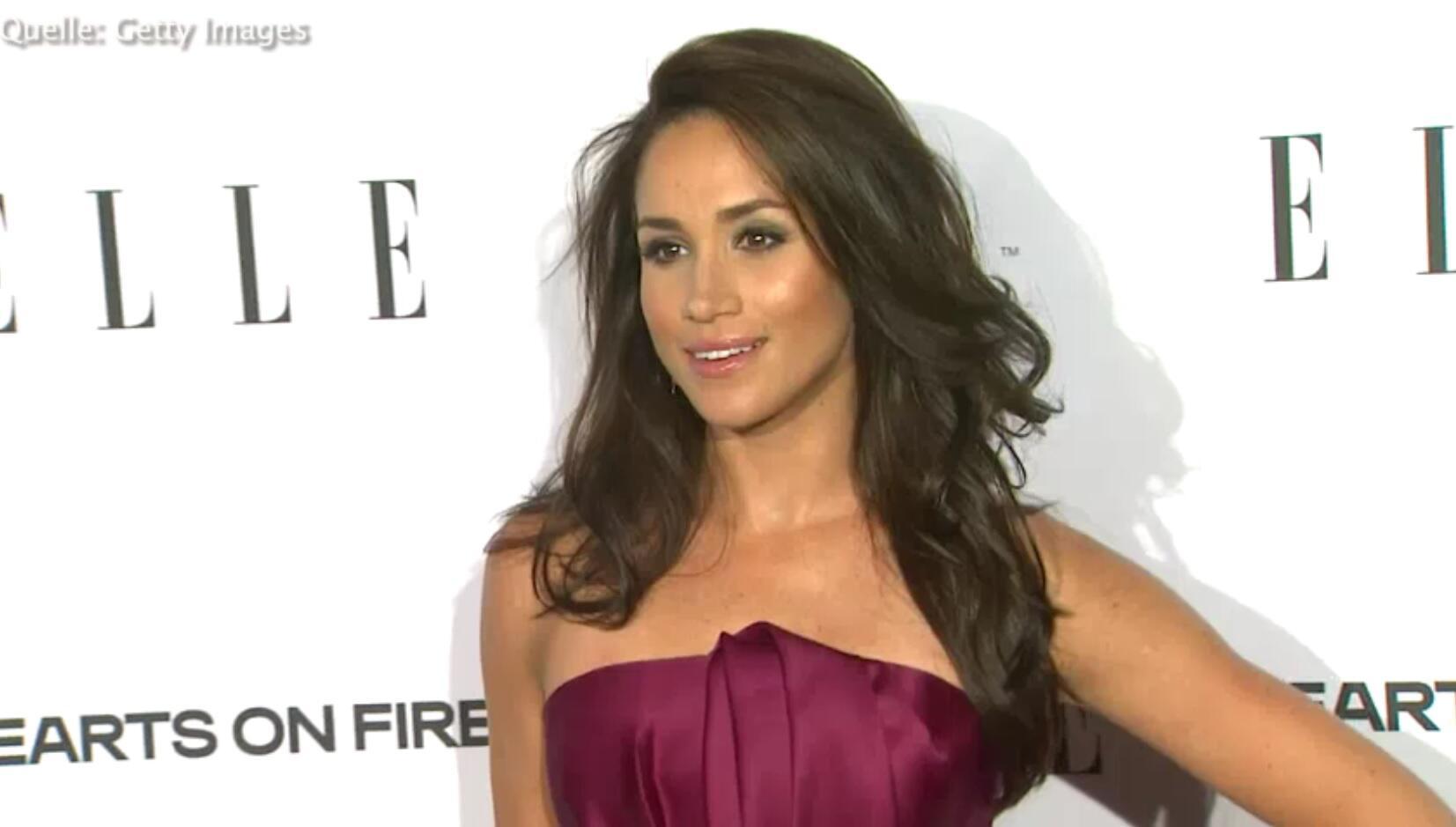 Bild zu Jugendsünde Meghan Markles Ex-Lover war ein Pornostar!