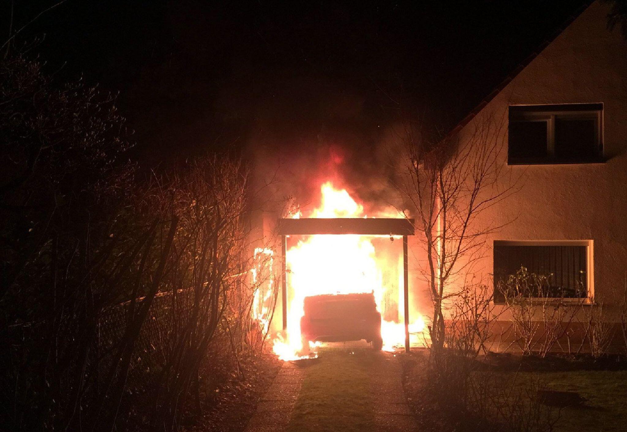 Bild zu Brandanschlag in Berlin-Neukölln