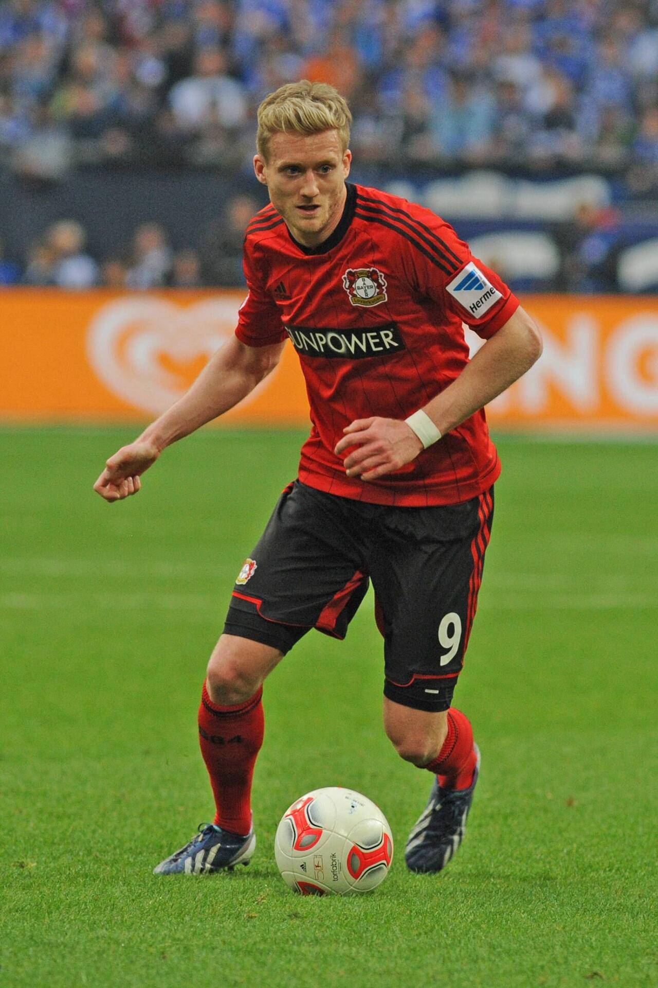 Bild zu André Schürrle, Bayer 04 Leverkusen, Bundesliga