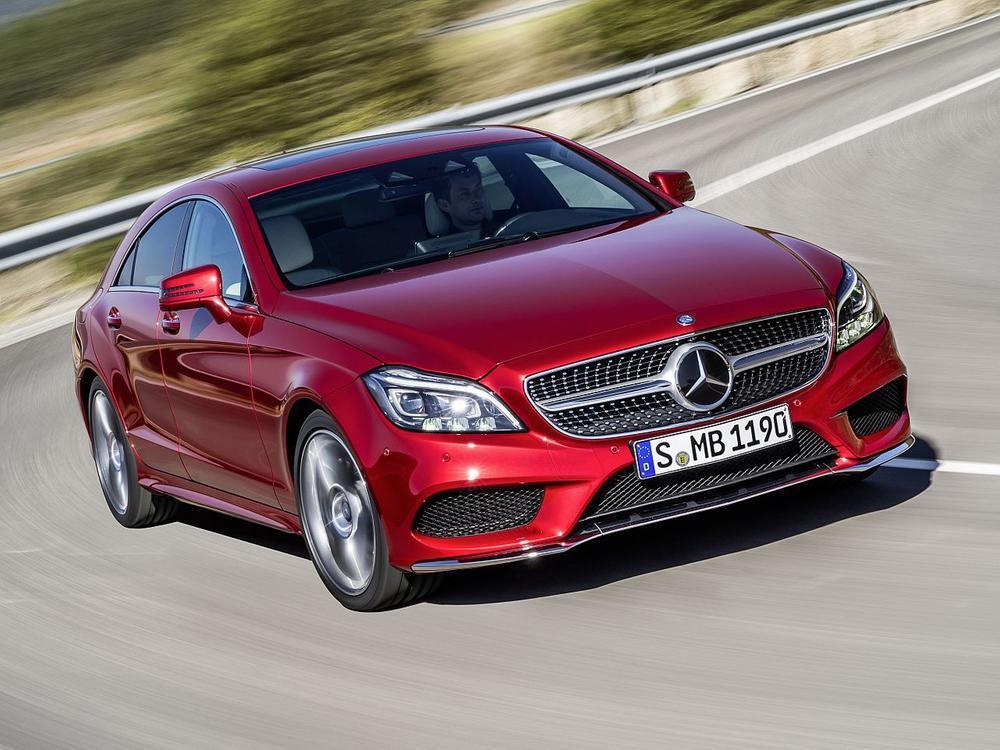 Bild zu Mercedes CLS 350 d
