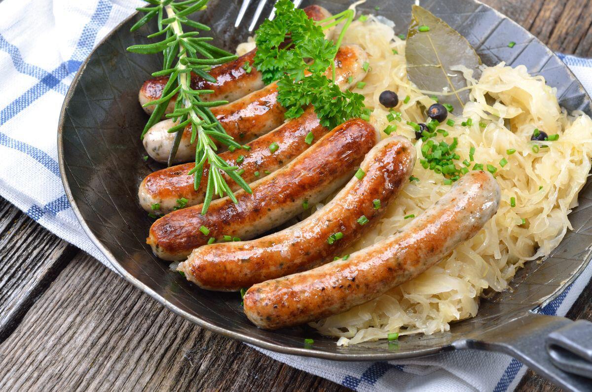 Bild zu Speisen, Deutschland, weltweis, lecker, typisch, klassiker, Gerichte, kulinarisch