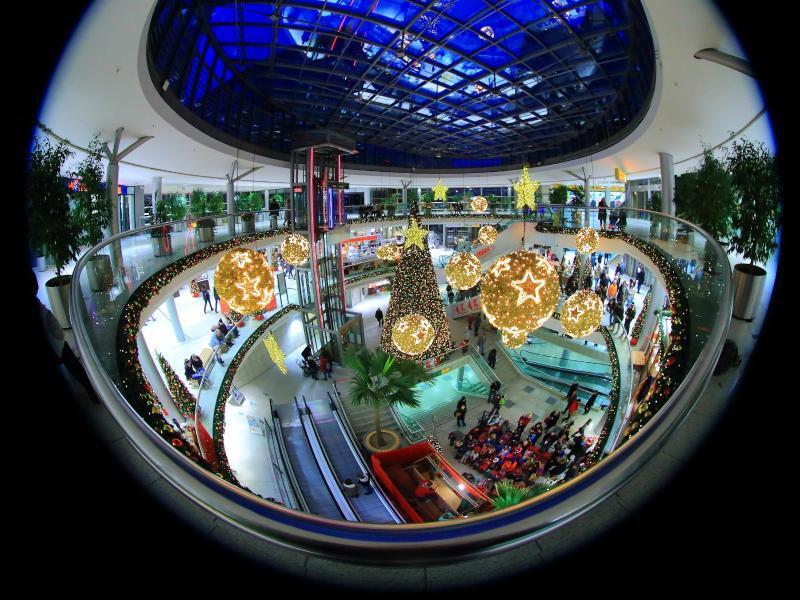 Bild zu Weihnachtseinkäufe