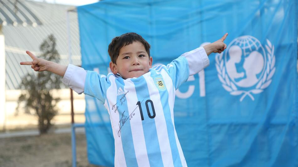 Lionel Messi, Murtasa Ahmadi