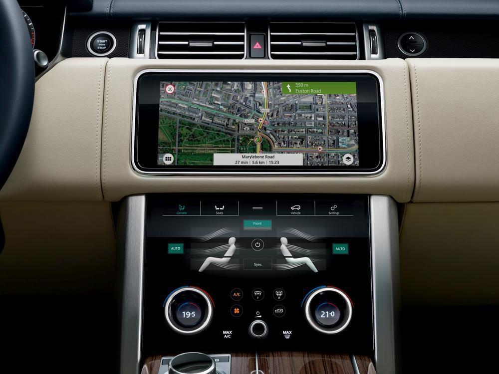 Bild zu Doppel-Touchscreen