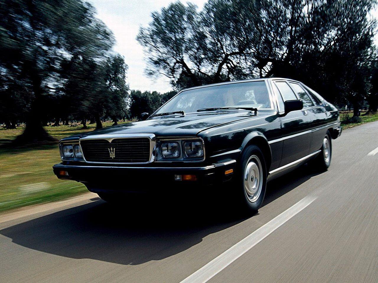 Bild zu Maserati Quattroporte III von 1979