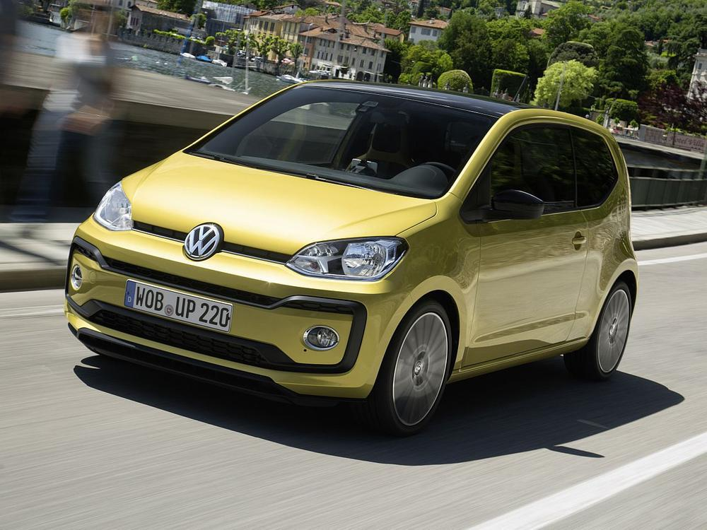 Bild zu VW up! 1.0 BMT