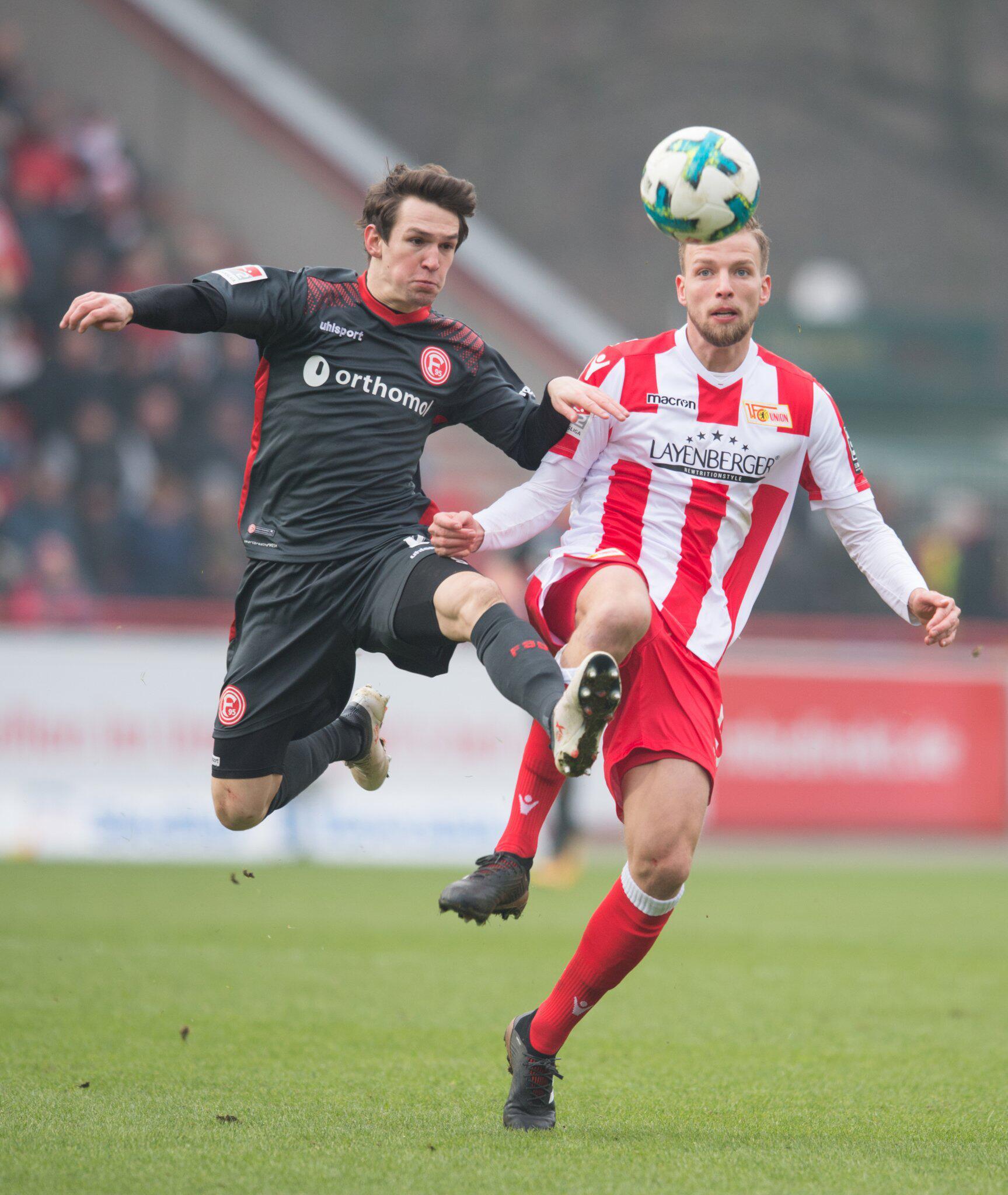 Bild zu 1. FC Union Berlin - Fortuna Düsseldorf