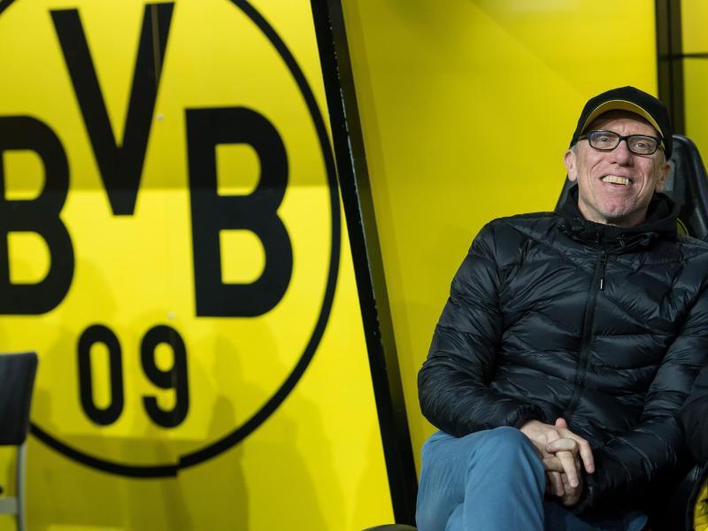 Bild zu BVB-Coach