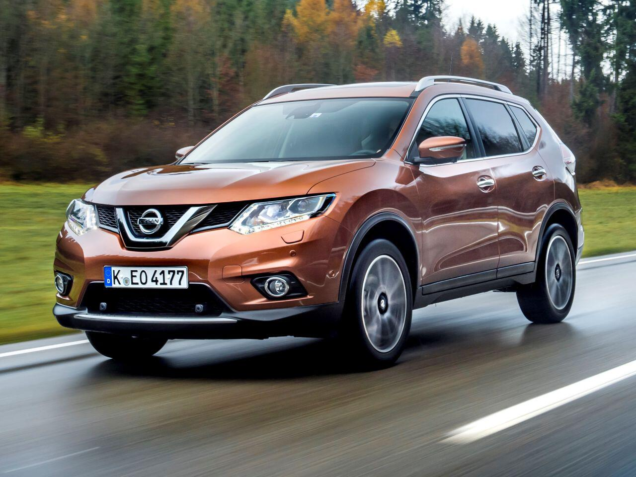 Bild zu Platz 12: Nissan X-Trail